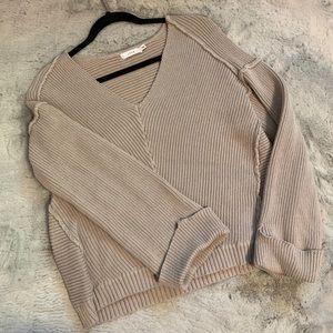 Lush Thick knit sweater